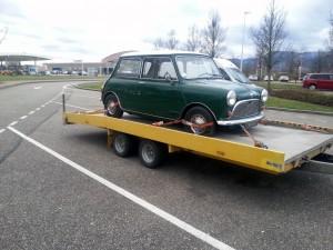 Morris Mini Cooper 1966