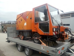 Rolba City Cat K1500