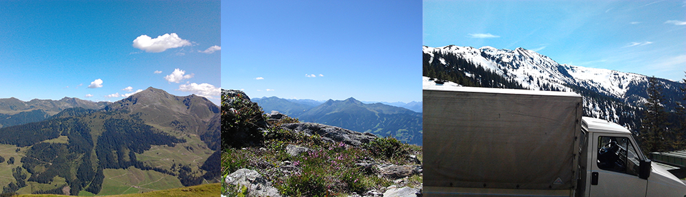 Alpine-Versorung